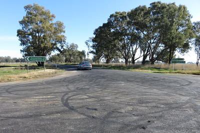 A300 Midland Highway, at Tarnook Road