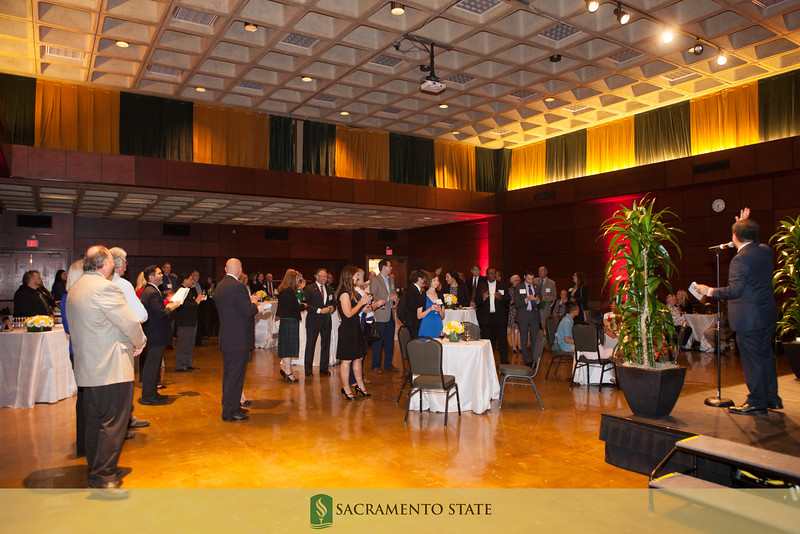 CBA  Dean's Reception