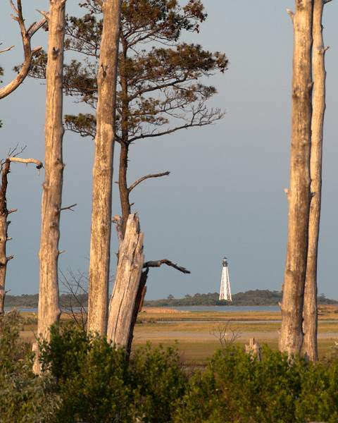 Cape Charles Light, Smith Island