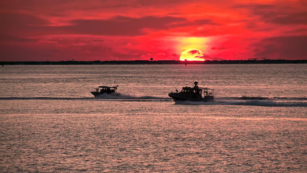 Sunset Patrol