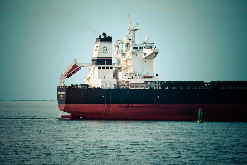 Ship Stern