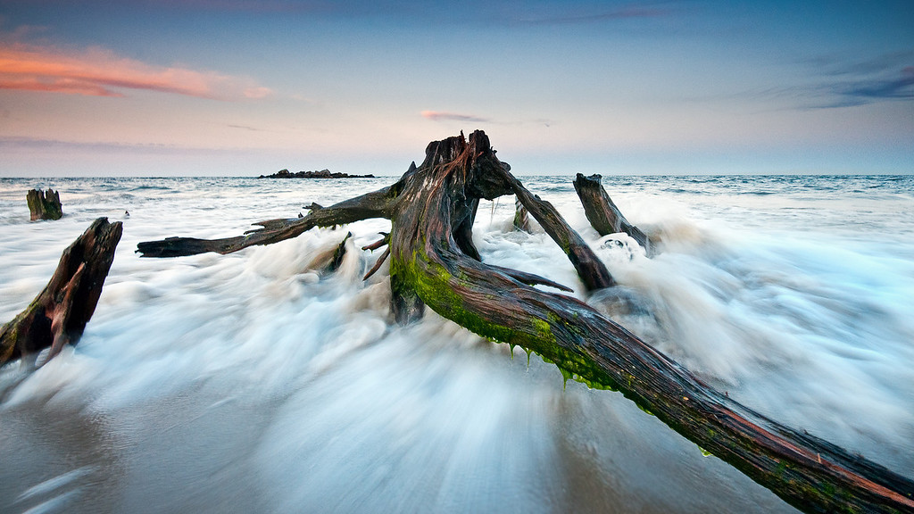 Shoreline of the Past
