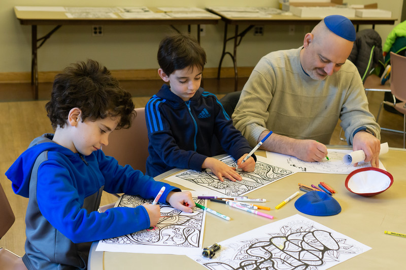 2019-02-03-Family Sunday with Bible Players and Mordechai-06072