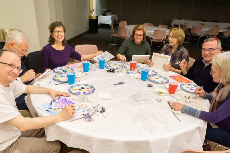 2019-01-31-Pinot and Paint with Mordechai Rosenstein Arts-05860