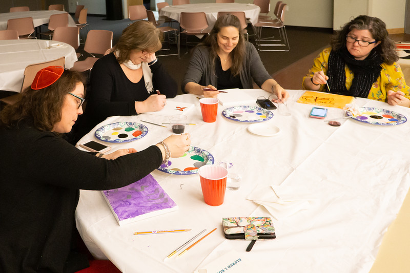 2019-01-31-Pinot and Paint with Mordechai Rosenstein Arts-05848