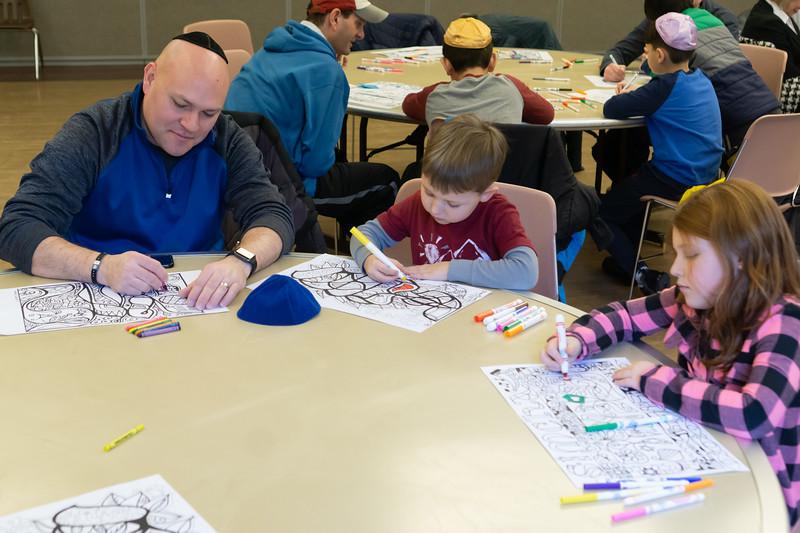 2019-02-03-Family Sunday with Bible Players and Mordechai-06076