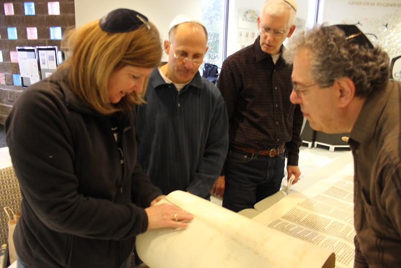 2014-03-Torah Cleaning and Repairs_8367