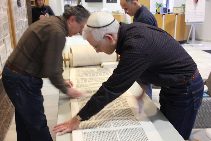 2014-03-Torah Cleaning and Repairs_8371