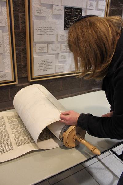 2014-03-Torah Cleaning and Repairs_8361
