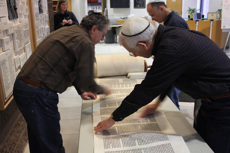 2014-03-Torah Cleaning and Repairs_8374