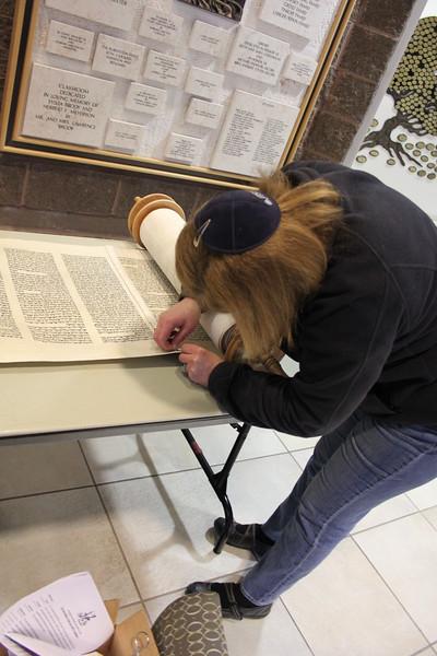 2014-03-Torah Cleaning and Repairs_8362