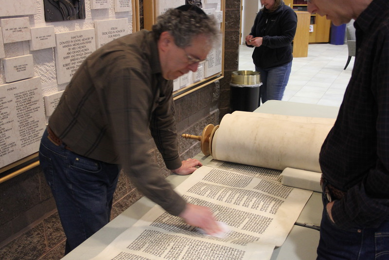 2014-03-Torah Cleaning and Repairs_8368