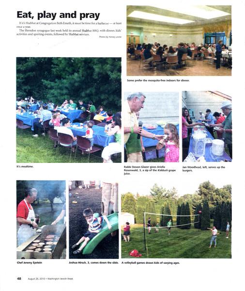 2010-08-02-JewishWeek- BBQ