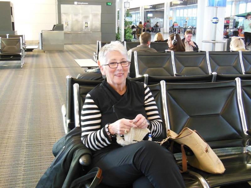 Andrea Knitting
