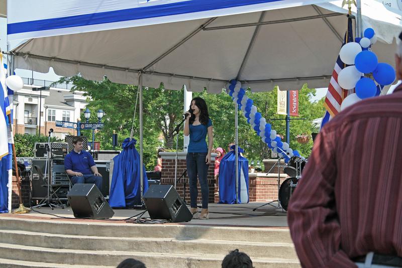 5517-Israeli singer