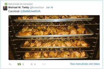 2015-01-MLK Kosher Soul prep_Twitty tweet 7 Jan 16