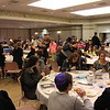2014-12 Latke Dinner - Menorah Lighting_7582