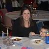 2014-12 Latke Dinner - Menorah Lighting_7550a