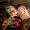 Body Paint Event July 2019 - Dean and Lorie Ref Kiss