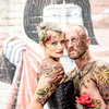 Body Paint Event July 2019 - Dean and Lorie Mural