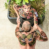 Body Paint Event July 2019 - Dean and Lorie From Trees