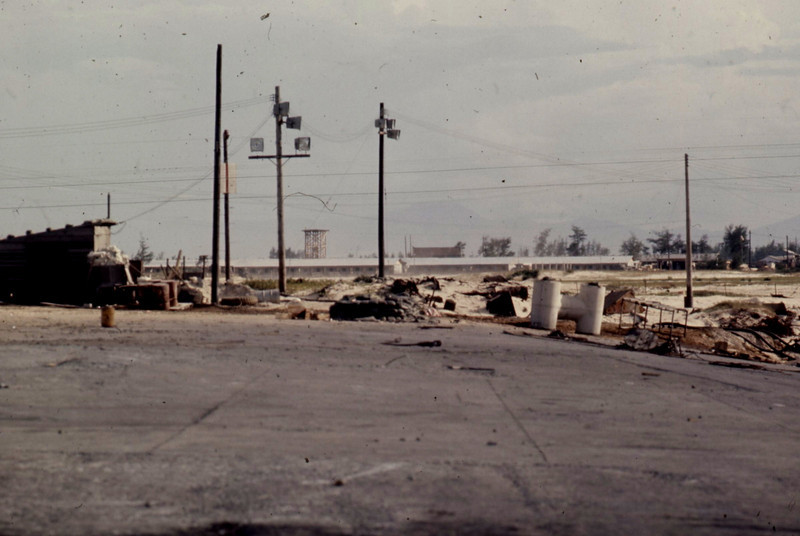 Cua Viet Naval Base-1970<br /> Northern I Corps