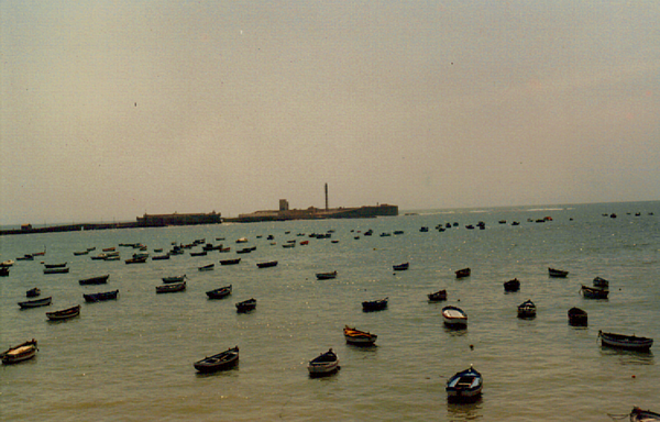 Vung Tau Harbor 1972