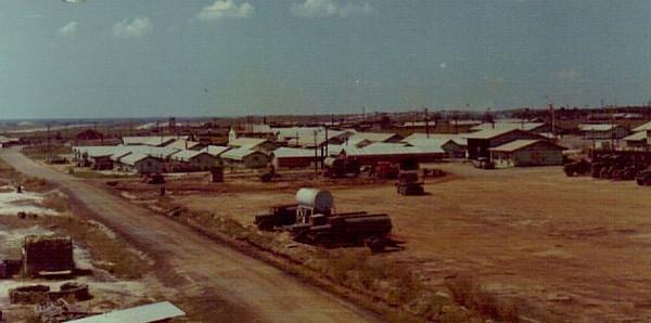 Seabee base, Camp Bien Hoa