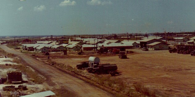 Seabee base, Camp Bien Hoa