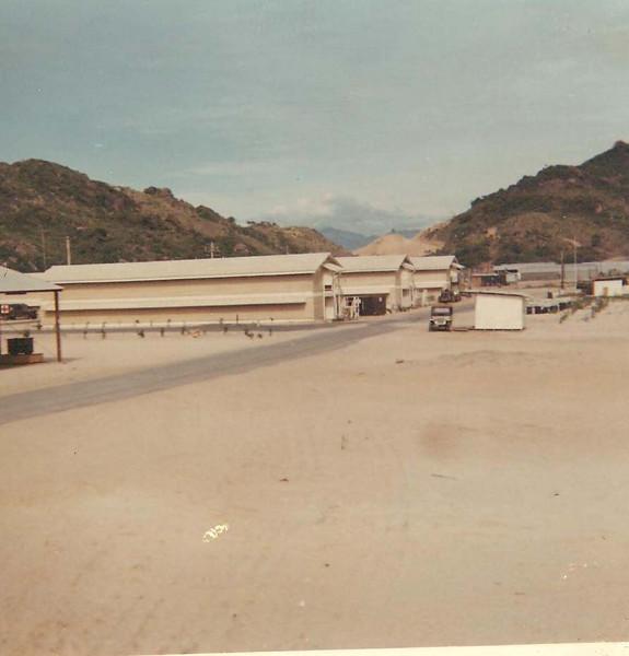 CBMU-302 Main Camp Cam Rahn Bay