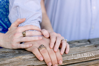 Texas A&M engagement session
