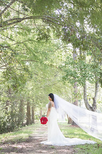Pretty summer bridal session at Northwest Conference center in Cypress Texas, near Houston