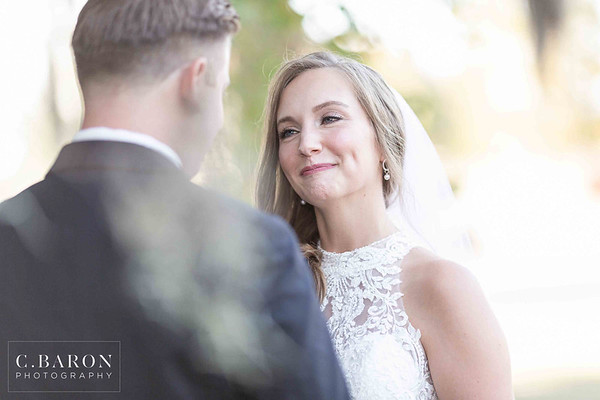 Elegant Fall country club wedding at Bay Oaks Country Club in Houston, Texas