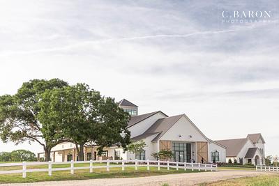Romantic Summer Wedding Inspiration at Deep in The Heart Farms in Brenham, Texas