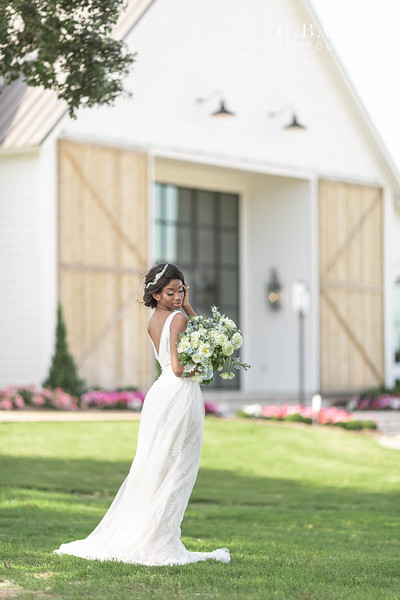 Romantic Summer Wedding Inspiration at Deep in The Heart Farms in Brenham, Texas
