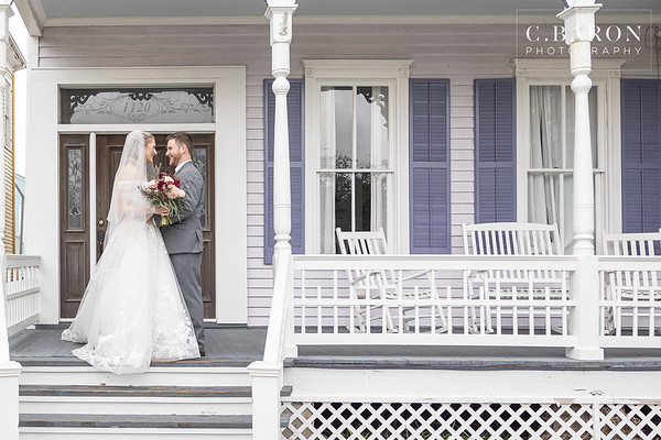 Gorgeous 1880 Garten Verein Fall wedding in Galveston, Texas