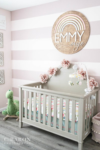 Beautiful at home newborn photography session
