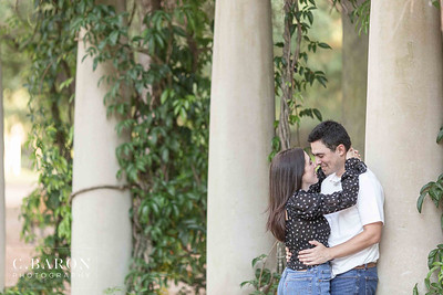 Beautiful Engagement Session at Hermann Park in Houston, Texas