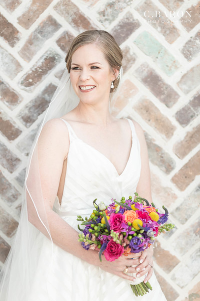 Elegant Summer Wedding at Iron Manor in Montgomery, Texas