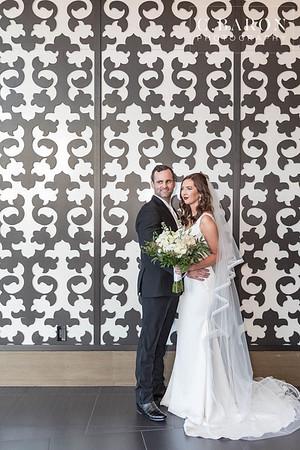 Gorgeous Luxury wedding at Hotel Sorella, soon to be The Moran at City Centre in Houston Texas.  Catholic Wedding Mass at St. John Vianney.