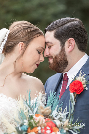 Gorgeous Winter wedding at Oak Tree Manor in Spring, Texas