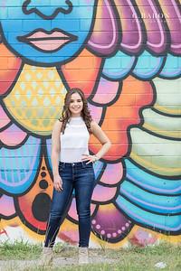 Fun Senior Portraits around Houston Texas