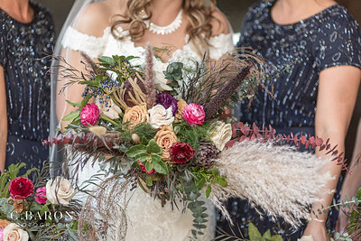 Gorgeous Fall wedding at The Carriage House in Conroe, Texas
