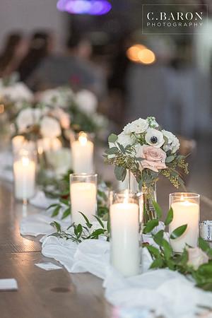 Elegant Fall wedding at The Farmhouse in Montgomery, Texas