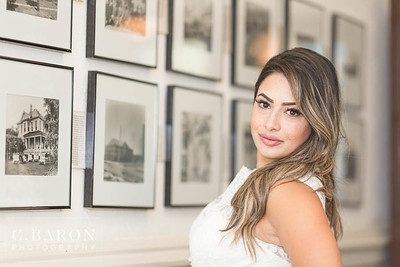 Wedding styled shoot at the Historic Heights Fire Station in Houston Texas