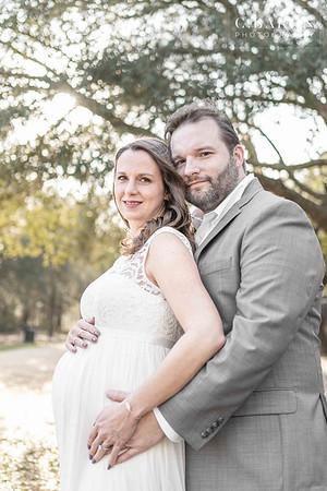 Gorgeous Hermann Park Maternity Session in Houston, Texas