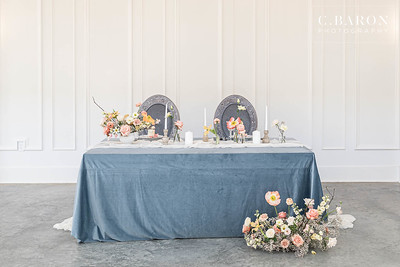 Stunning Spring Wedding Inspiration at The Peach Orchard in The Woodlands, Texas