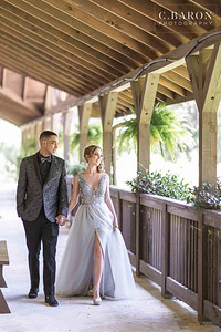 Pretty Wedding Editorial at The Springs in Angleton