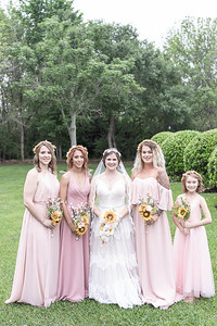 Bohemian Rustic Glam wedding at The Springs in Katy, Texas