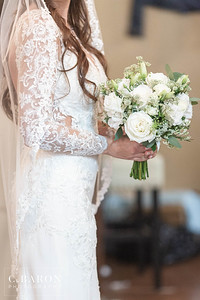 Blue and white themed Winter wedding at The Springs in Katy, Texas
